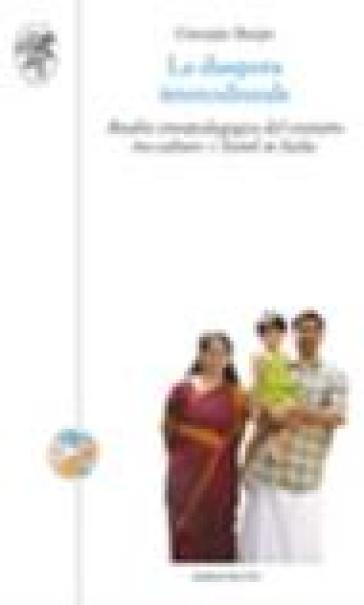 La diaspora interculturale. Analisi etnopedagogica del contatto tra culture: Tamil in Italia - Giuseppe Burgio pdf epub
