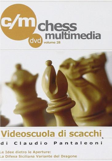 La difesa siciliana variante del dragone. DVD