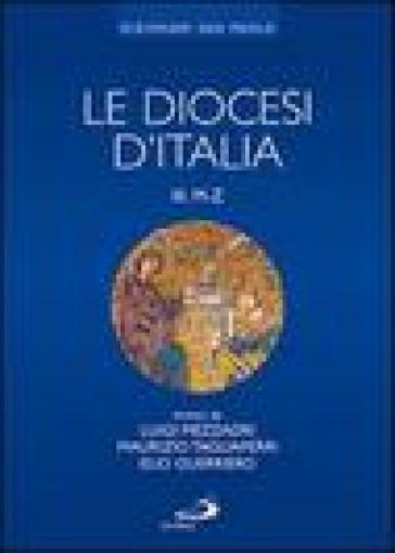 Le diocesi d'Italia. 3.Le diocesi M-Z - L. Mezzadri | Ericsfund.org