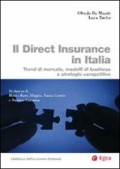 Il direct insurance in Italia. Trend di mercato, modelli di business e strategie competitive