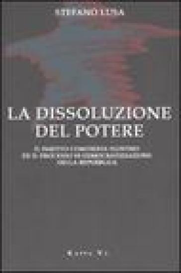 La dissoluzione del potere. Il partito comunista sloveno e il processo di democratizzazione della Repubblica - Stefano Lusa   Ericsfund.org