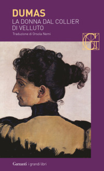 La donna dal collier di velluto - Alexandre Dumas  