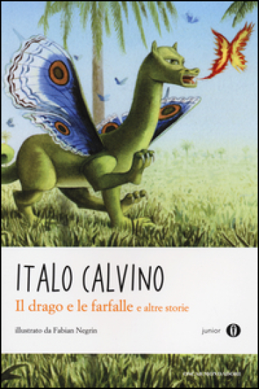 Il drago e le farfalle e altre storie - Italo Calvino pdf epub
