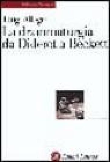 La drammaturgia da Diderot a Beckett - Luigi Allegri   Thecosgala.com