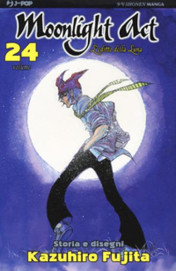 L'editto della luna. Moonlight act. 24. - Kazuhiro Fujita | Rochesterscifianimecon.com