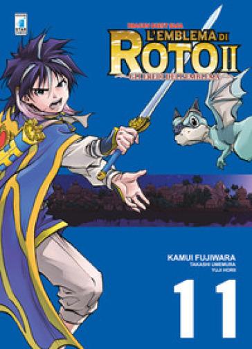 L'emblema di Roto II. Gli eredi dell'emblema. Dragon quest saga. 11. - Kamui Fujiwara | Jonathanterrington.com