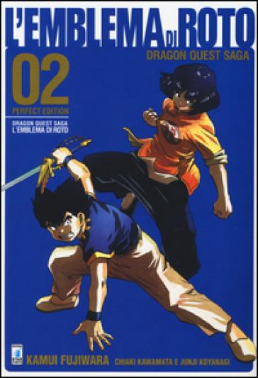 L'emblema di Roto. Perfect edition. Dragon quest saga. 2. - Kamui Fujiwara |