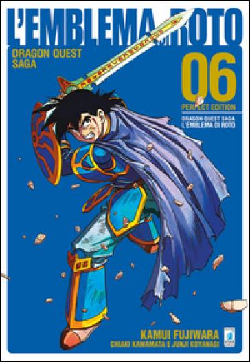 L'emblema di Roto. Perfect edition. Dragon quest saga. 6. - Kamui Fujiwara   Rochesterscifianimecon.com