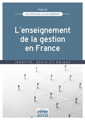L enseignement de la gestion en France