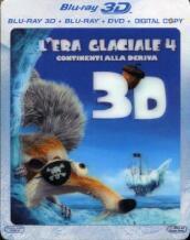 L'era glaciale 4 - Continenti alla deriva (2 Blu-Ray)(3D+2D) (+DVD)
