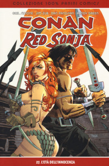 L'età dell'innocenza. Conan Red Sonja. 27.