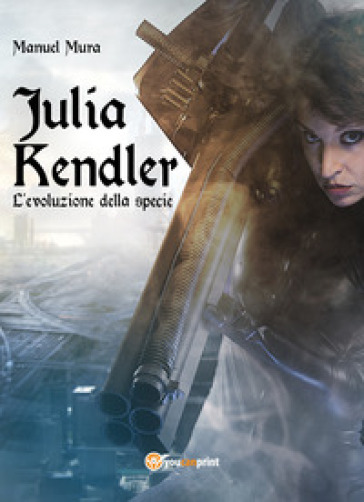 L'evoluzione della specie. Julia Kendler. 2. - Manuel Mura   Jonathanterrington.com