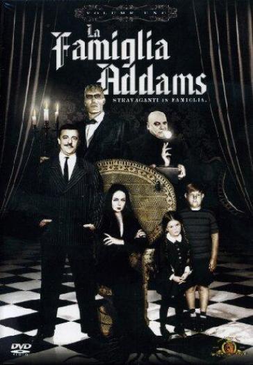 zio fester lampadina : La famiglia Addams - Stagione 01 Episodi 01-22 (3 DVD) - Sidney ...