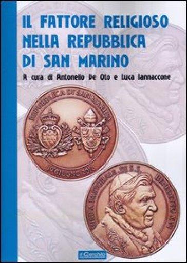 Il fattore religioso nella Repubblica di San Marino - A. De Oto | Kritjur.org