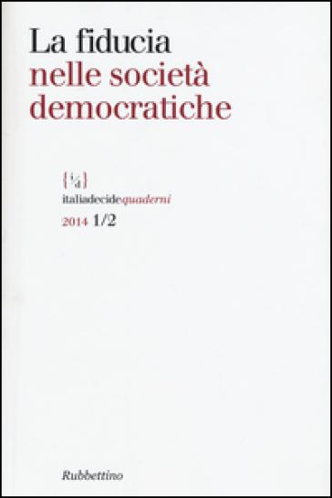 La fiducia nelle società democratiche