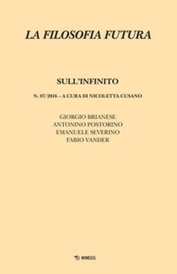 La filosofia futura (2016). 7: Sull'infinito - N. Cusano | Rochesterscifianimecon.com