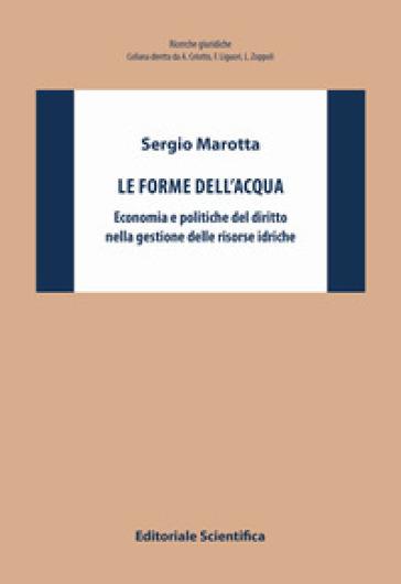 Le forme dell'acqua. Economia e politiche del diritto nella gestione delle risorse idriche - Sergio Marotta |