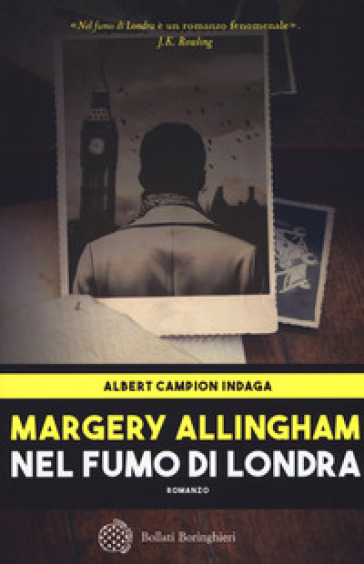Nel fumo di Londra. Albert Campion indaga - Margery Allingham |