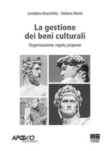 La gestione amministrativa dei beni culturali - L. Bracchitta pdf epub