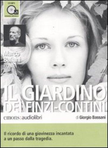 Il giardino dei finzi contini letto da marco baliani - Il giardino dei finzi contini libro ...