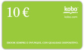 Kobo Digital Code 10 euro