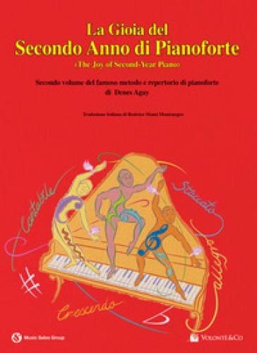 La gioia del secondo anno di pianoforte