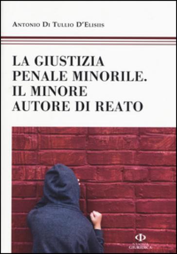 La giustizia penale minorile. Il minore autore di reato - Antonio Di Tullio D'Elisiis | Rochesterscifianimecon.com
