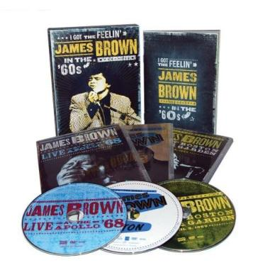 I got the feelin:james brown in the 6