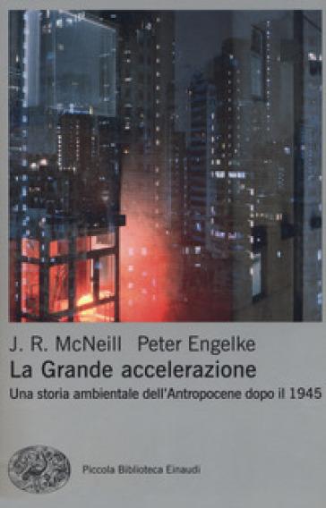La grande accelerazione. Una storia ambientale dell'Antropocene dopo il 1945 - John R. McNeill pdf epub