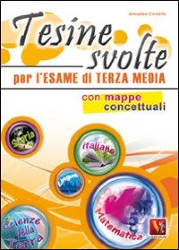 Il grande libro delle tesine per la scuola media for Esame di italiano per carta di soggiorno esempi