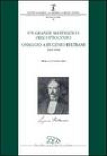 Un grande matematico dell'Ottocento. Omaggio a Eugenio Beltrami 1835-1900 (Milano, 14-15 ottobre 2004)