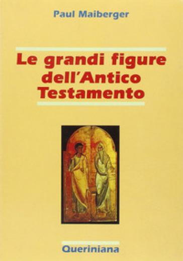 Le grandi figure dell'Antico Testamento. 40 storie di fede e di vita con spiegazione dei concetti più importanti dell'Antico Testamento - Paul Maiberger |