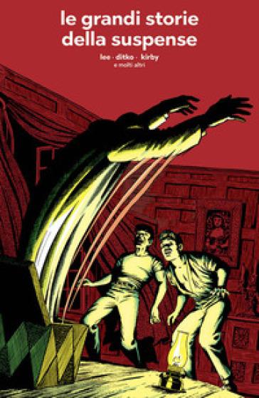 Le grandi storie della suspense - Jack Kirby pdf epub