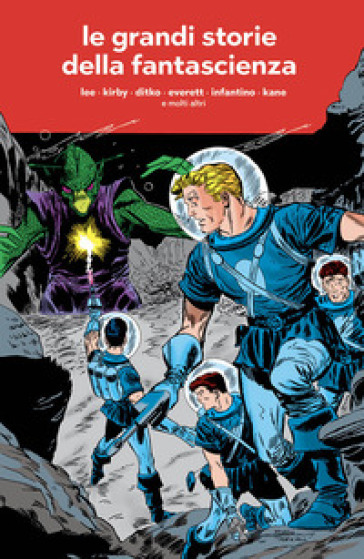 Le grandi storie di fantascienza - Jack Kirby |