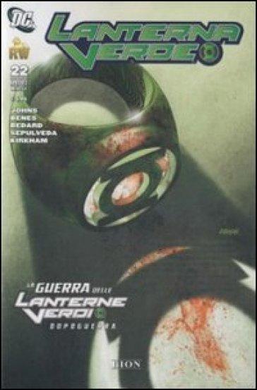 La guerra delle lanterne verdi-Dopoguerra. Lanterna verde. 22. - S. Mozzi | Kritjur.org