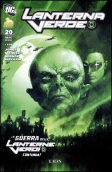 La guerra delle lanterne verdi. Lanterne verde. 20.