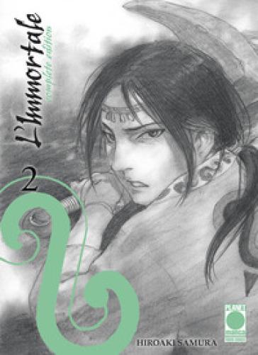 L'immortale. Complete edition. 2. - Hiroaki Samura   Jonathanterrington.com