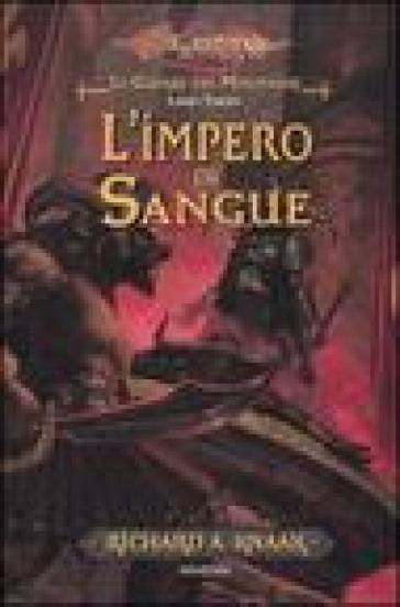 L'impero di sangue. Le guerre dei minotauri. DragonLance. 3.