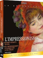 Gli impressionisti (2 Blu-Ray)(collector s edition)