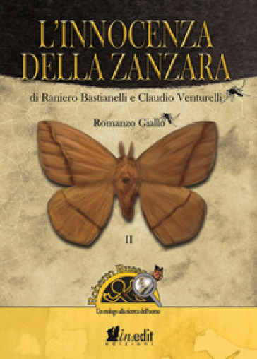 L'innocenza della zanzara. Roberto Russo, un etologo alla ricerca dell'uomo - Claudio Venturelli pdf epub