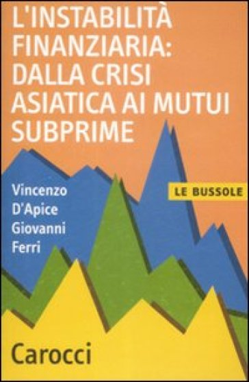 L'instabilità finanziaria: dalla crisi asiatica ai mutui subprime - Vincenzo D'Apice |