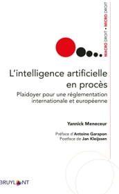L intelligence artificielle en procès