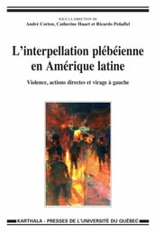 L interpellation plébéienne en Amérique latine