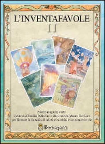 L'inventafavole. Con carte. Ediz. italiana, inglese, tedesca e spagnola. 2. - Claudio Pallottini  