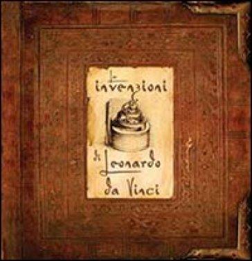 Le invenzioni di leonardo da vinci libro pop up libro for Invenzioni di leonardo da vinci