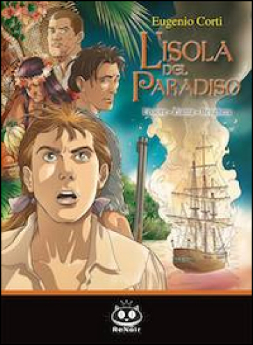L'isola del paradiso (a fumetti) - Piero Fissore  