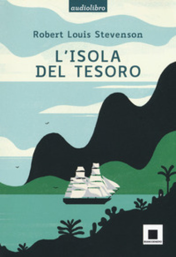L'isola del tesoro letto da Pierfrancesco Poggi. Con CD-Audio - Robert Louis Stevenson pdf epub