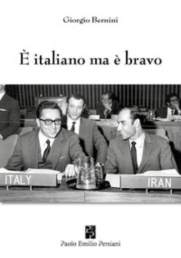 E italiano ma è bravo. Sfida in anteprima alla Statua della Libertà - Giorgio Bernini  