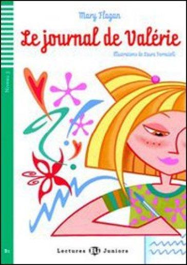 Le journal de Valerie. Con CD Audio. Con espansione online - Mary Flagan pdf epub