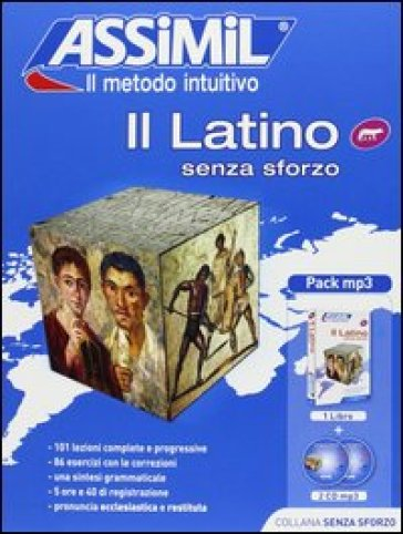 Il latino senza sforzo. Con 2 CD Audio formato MP3